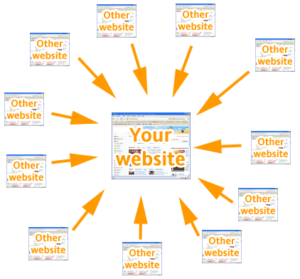 how to build back links