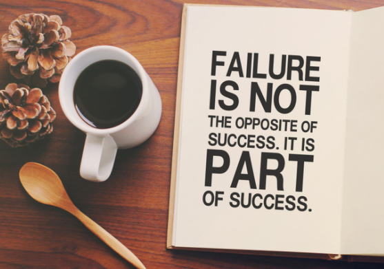 my failures in online business