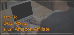 Amazon affiliate in Nigeria